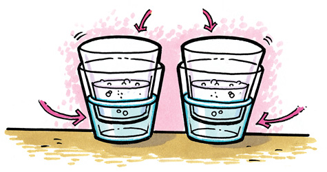 Can Gases Dissolve in Water? | Chapter 5: The Water Molecule and ...